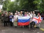 British-Russian Society July 2011 in Cannon Hill Park Birmingham 1