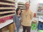Fumesland Chiang Mai helpful shop managers