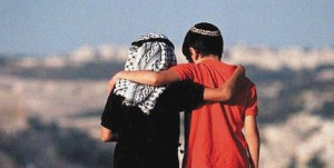 Togetherness -Jewish and Palestinian Children