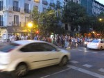 Madrid Bike Night 1 - June 2012