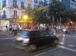 Madrid Bike Night 3 - June 2012