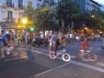 Madrid Bike Night 4 - June 2012