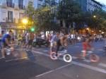 Madrid Bike Night 4 - June 2012